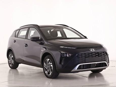 Hyundai Bayon Bayon 1.0 TGDi 48V MHEV SE Connect 5dr DCT Hatchback