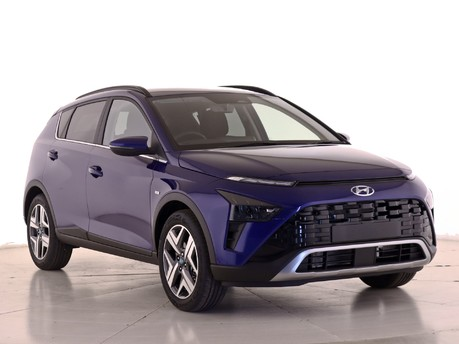 Hyundai Bayon Bayon 1.0 TGDi 48V MHEV Premium 5dr DCT Hatchback