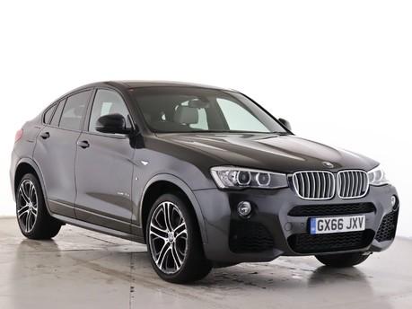 BMW X4 xDrive35d M Sport 5dr Step Auto 1