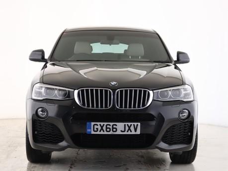 BMW X4 xDrive35d M Sport 5dr Step Auto 2