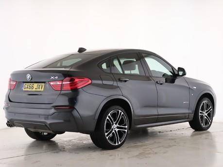 BMW X4 xDrive35d M Sport 5dr Step Auto 4