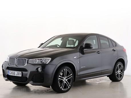 BMW X4 xDrive35d M Sport 5dr Step Auto 6