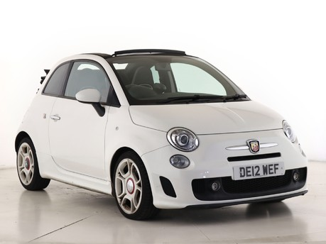 Abarth 500  1.4 T-Jet 2dr  Convertible