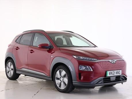 Hyundai Kona 150kW Premium 64kWh 5dr Auto Hatchback