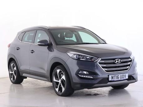 Hyundai Tucson 2.0 CRDi Premium 5dr Auto Estate
