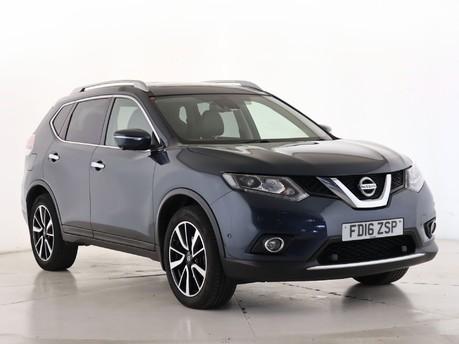 Nissan X-Trail 1.6 dCi Tekna 5dr Xtronic [7 Seat] Station Wagon