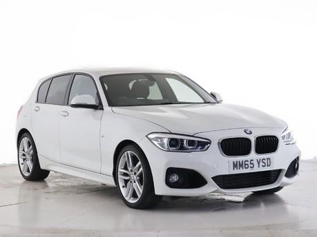 BMW 1 Series 118i [1.5] M Sport 5dr Step Auto