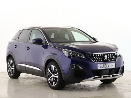 Peugeot 3008 1.5 BlueHDi Allure 5dr EAT8 Estate