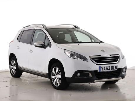 Peugeot 2008 1.6 e-HDi Allure 5dr EGC Estate
