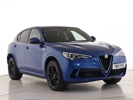 Alfa Romeo Stelvio 2.9 V6 BiTurbo 510 Quadrifoglio 5dr Auto Estate