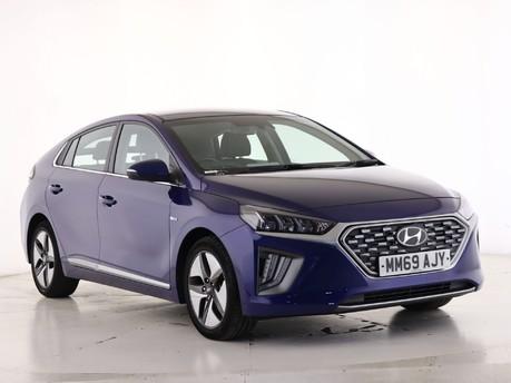 Hyundai Ioniq  1.6 GDi Hybrid 1st Edition 5dr DCT Hatchback