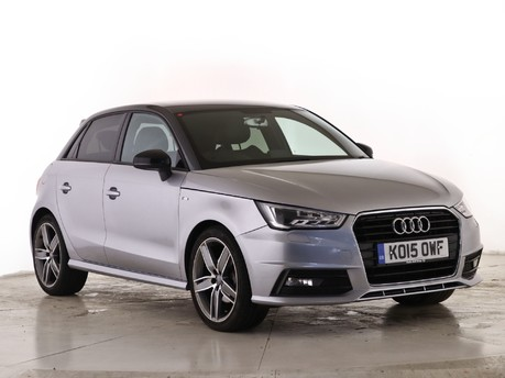 Audi A1 1.4 TFSI S Line 5dr S Tronic