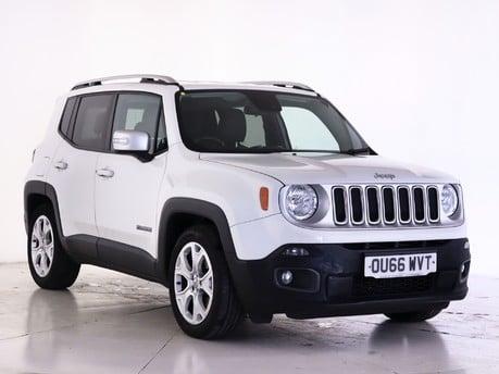 Jeep Renegade 1.6 Multijet Limited 5dr