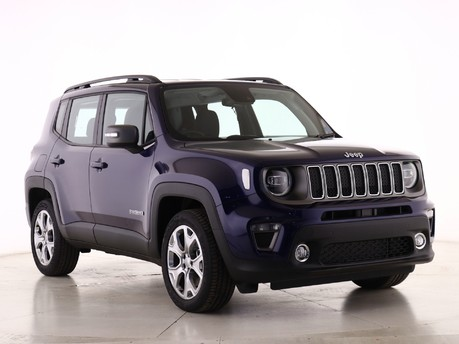 Jeep Renegade Renegade 1.3 Turbo 4xe PHEV 190 Limited 5dr Auto Hatchback