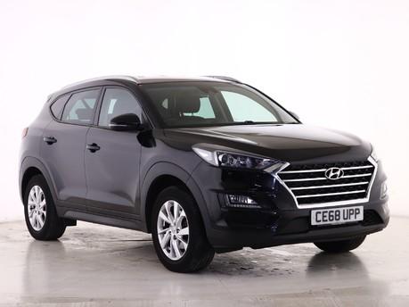 Hyundai Tucson 1.6 GDi SE Nav 5dr 2WD