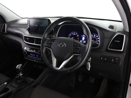 Hyundai Tucson 1.6 GDi SE Nav 5dr 2WD 9