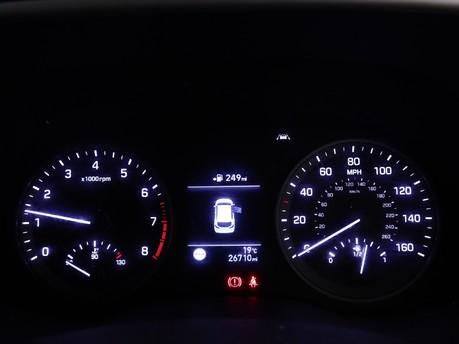 Hyundai Tucson 1.6 GDi SE Nav 5dr 2WD 12