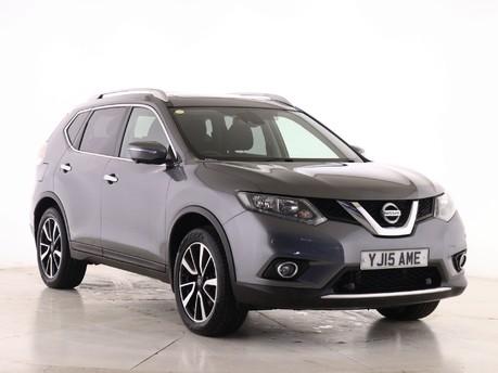 Nissan X-Trail 1.6 dCi N-Tec 5dr [7 Seat]