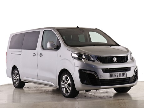 Peugeot Traveller 2.0 BlueHDi 150 Allure Long [8 Seat] 5dr