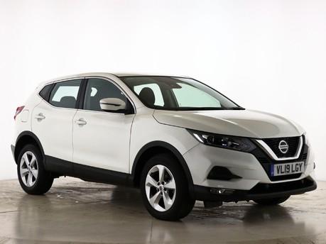 Nissan Qashqai 1.3 DiG-T Acenta Premium 5dr