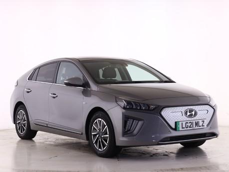 Hyundai Ioniq 100kW Premium SE 38kWh 5dr Auto