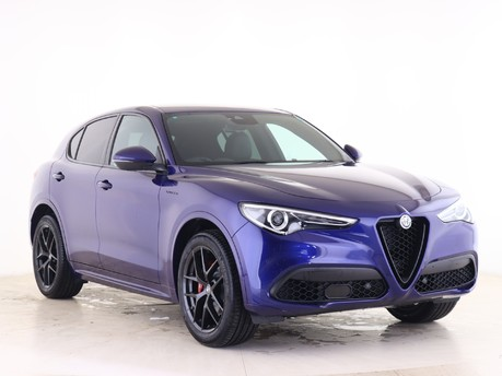Alfa Romeo Stelvio Stelvio 2.0 Turbo 280 Veloce Ti 5dr Auto Estate