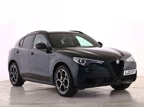 Alfa Romeo Stelvio 2.0 Turbo 280 Veloce Ti 5dr Auto