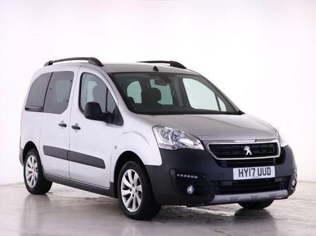 Peugeot Partner Tepee 1.6 BlueHDi 100 Outdoor 5dr