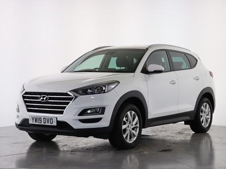 Hyundai Tucson 1.6 GDi SE Nav 5dr 2WD 6