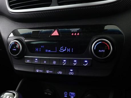 Hyundai Tucson 1.6 GDi SE Nav 5dr 2WD 13