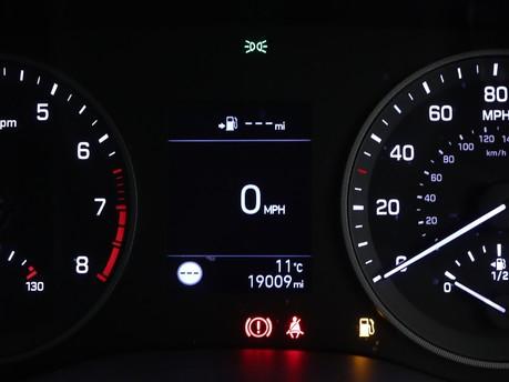 Hyundai Tucson 1.6 GDi SE Nav 5dr 2WD 15