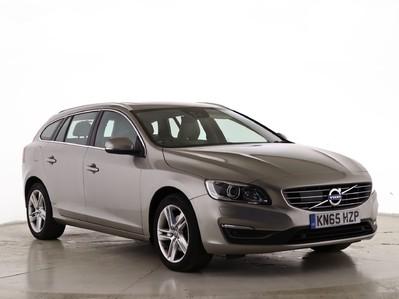 Volvo V60 D3 [150] SE Lux Nav 5dr