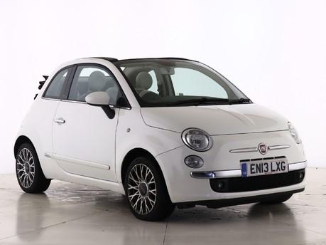 Fiat 500 1.2 Lounge 2dr [Start Stop]