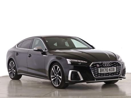 Audi S5 S5 TDI Quattro 5dr Tiptronic