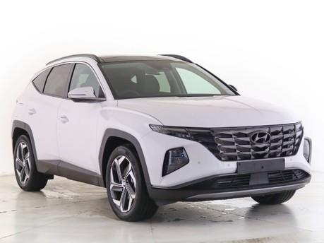 Hyundai Tucson 1.6 TGDi Plug-in Hybrid Ultimate 5dr 4WD Auto