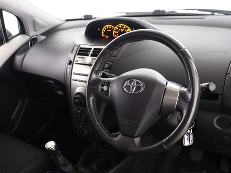 Toyota Yaris 1.4 D-4D TR 5dr [6] 9