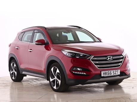 Hyundai Tucson 2.0 CRDi 185 Premium SE 5dr Auto 1