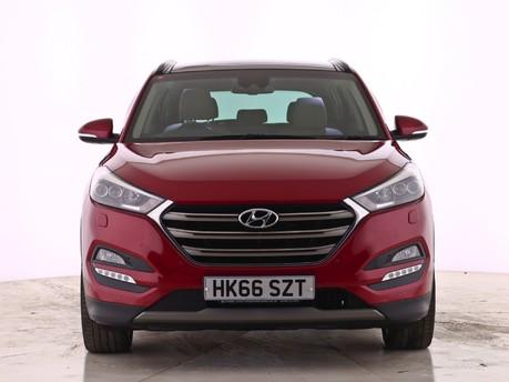 Hyundai Tucson 2.0 CRDi 185 Premium SE 5dr Auto 2