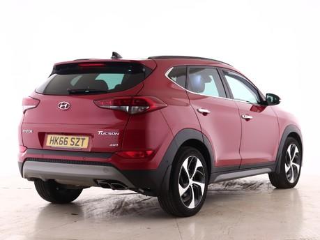 Hyundai Tucson 2.0 CRDi 185 Premium SE 5dr Auto 4