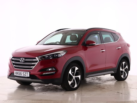 Hyundai Tucson 2.0 CRDi 185 Premium SE 5dr Auto 6