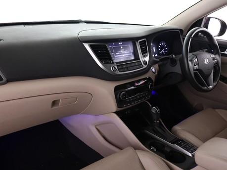 Hyundai Tucson 2.0 CRDi 185 Premium SE 5dr Auto 7