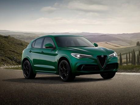 Alfa Romeo Stelvio Stelvio 2.9 V6 BiTurbo 510 Quadrifoglio 5dr Auto [ACC] Estate