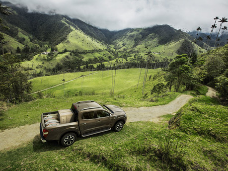 Renault's First Pick Up – The Alaskan
