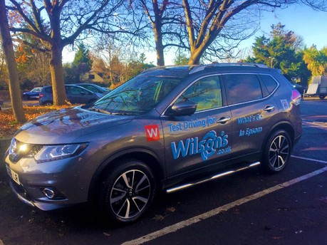 What's On In Epsom Test Driving For Wilsons