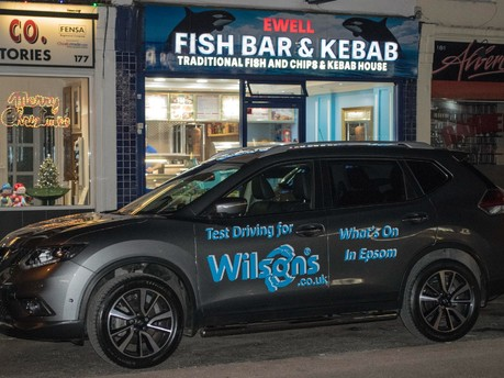 What's On In Epsom Test Driving For Wilsons 3