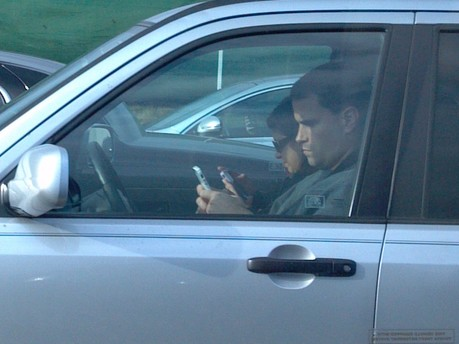 Penalty Points and Fines for Using a Handheld Mobile Phone to Double 2