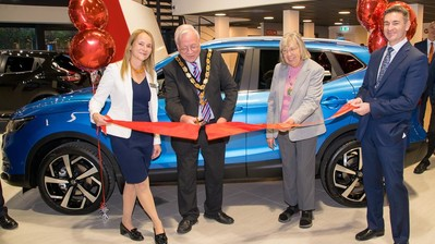 The Launch of our Brand New Nissan Showroom and Nismo Centre