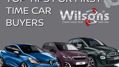 Buying your first car? Let us help you