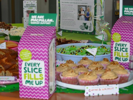 Wilsons Supports the Macmillan Coffee Morning