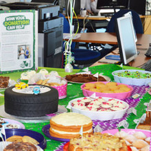 Wilsons Supports the Macmillan Coffee Morning 2